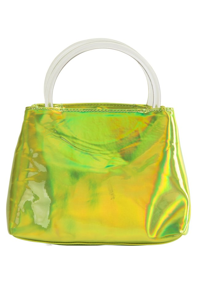 Handbag - grün holo