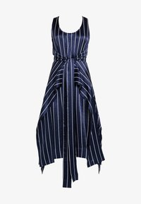 HUGO - KABILLY - Cocktail dress / Party dress - dark blue/white - 5