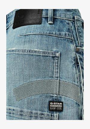 BOYFRIEND CROPPED - Jeans a sigaretta - faded tide