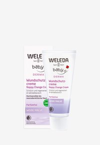 Weleda - WHITE MALLOW NAPPY CHANGE CREAM - Idratante - - - 1