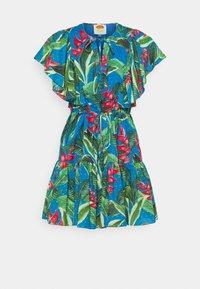 Farm Rio - DREAM GARDEN MINI DRESS - Day dress - multi - 4