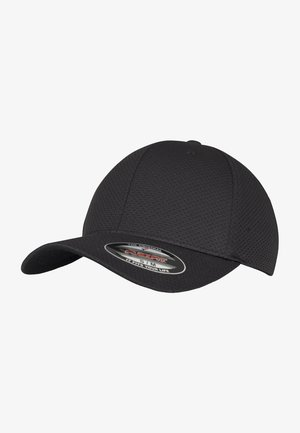 FLEXFIT 3D HEXAGON - Cap - black