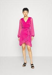 Résumé - DRESS - Jumper dress - berry - 1