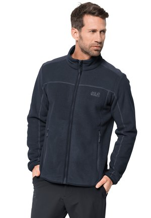 MOONSHINE ALTIS - Fleece jacket - night blue
