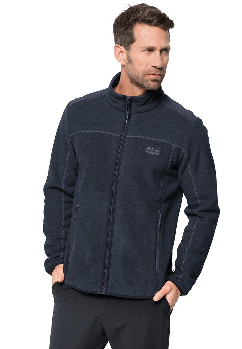 Jack Wolfskin - MOONSHINE ALTIS - Fleece jacket - night blue