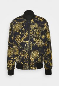 Versace Jeans Couture - REGALIA BAROQUE - Blouson Bomber - nero + oro - 2
