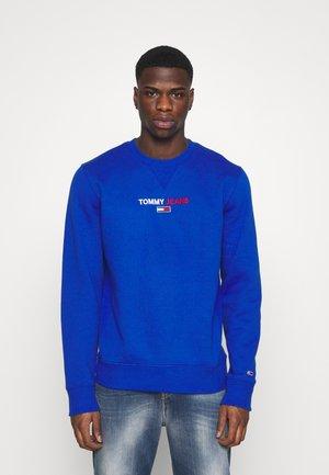 LINEAR LOGO CREW - Sweatshirt - providence blue