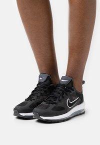 Nike Sportswear - AIR MAX GENOME - Trainers - black/anthracite/white - 0