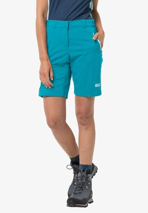 OVERLAND  - Outdoor shorts - dark aqua