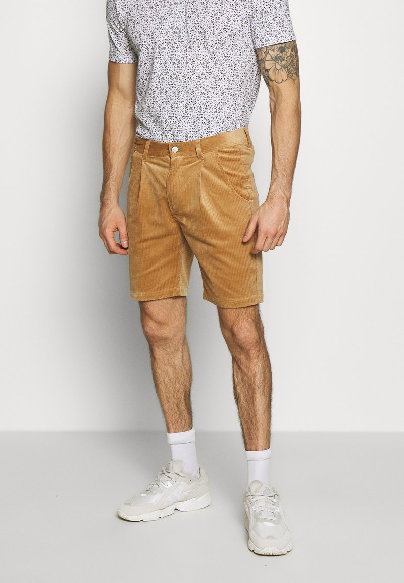 Anerkjendt - AKCARLO - Shorts - tannin