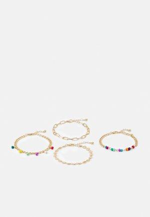 FGBLAU BRACELET 4 PACK - Bracelet - gold-coloured