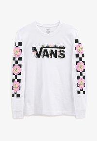 Vans - WM TROPPY V - Long sleeved top - white - 4
