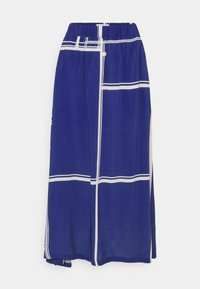 Libertine-Libertine - BOX - A-line skirt - limouges blue - 6