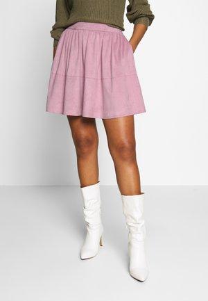 VICHOOSE SKIRT - Áčková sukně - pale mauve