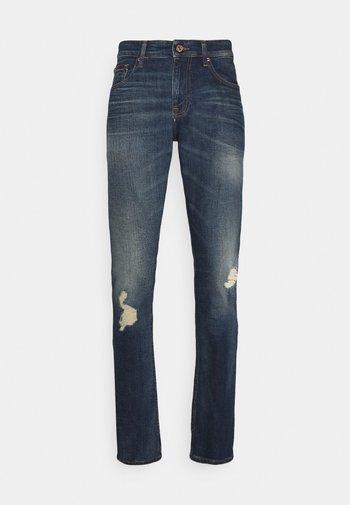 SCANTON SLIM - Slim fit jeans - james four year comfort