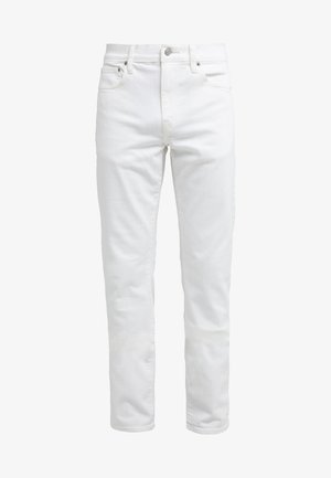 STRETCH  - Jeans slim fit - rinsed white