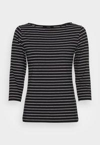 someday. - KELISA STRIPE - Long sleeved top - black - 3