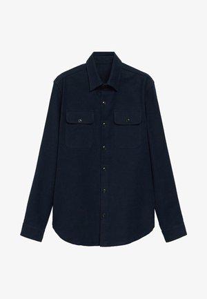 AMELIA - Shirt - dunkles marineblau