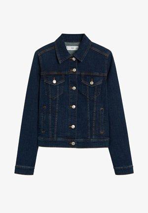 VICKY - Denim jacket - bleu foncé