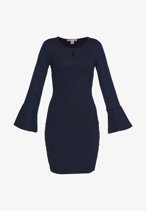 Shift dress - maritime blue