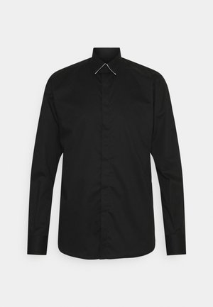 SHIRT MODERN FIT - Formal shirt - black