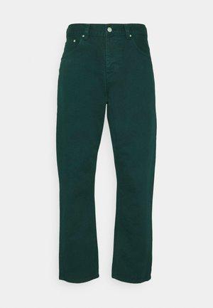 NEWEL PANT ALTOONA - Tygbyxor - dark green