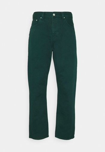 NEWEL PANT ALTOONA - Kalhoty - dark green