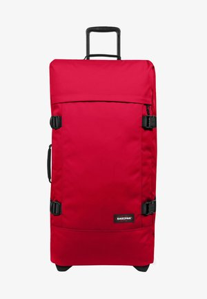 TRANVERZ L - Wheeled suitcase - sailor red