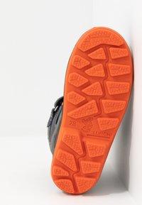 Lurchi - KALINO SYMPATEX - Lace-up ankle boots - atlantic/orange - 4