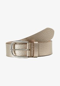 Vanzetti - Belt - light gold - 3