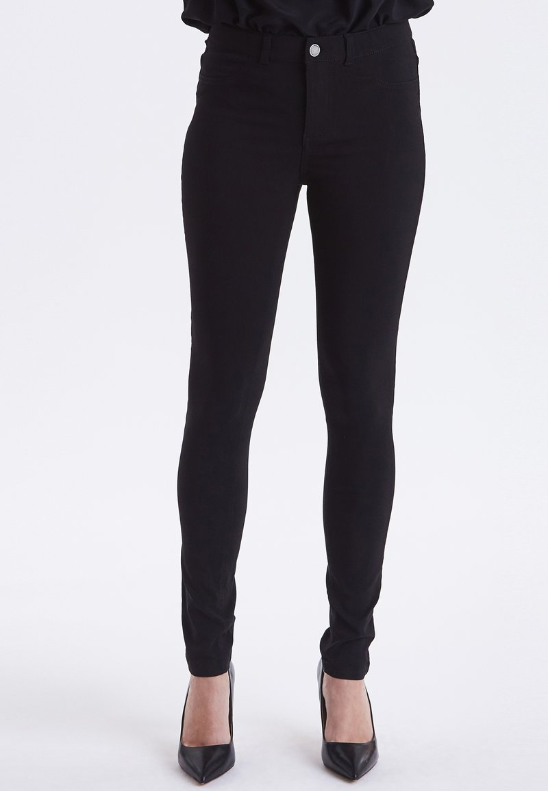 b.young - BENGALIN - Slim fit jeans - black