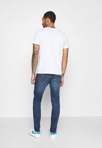 Lee - LUKE - Slim fit jeans - mid bold kansas - 2