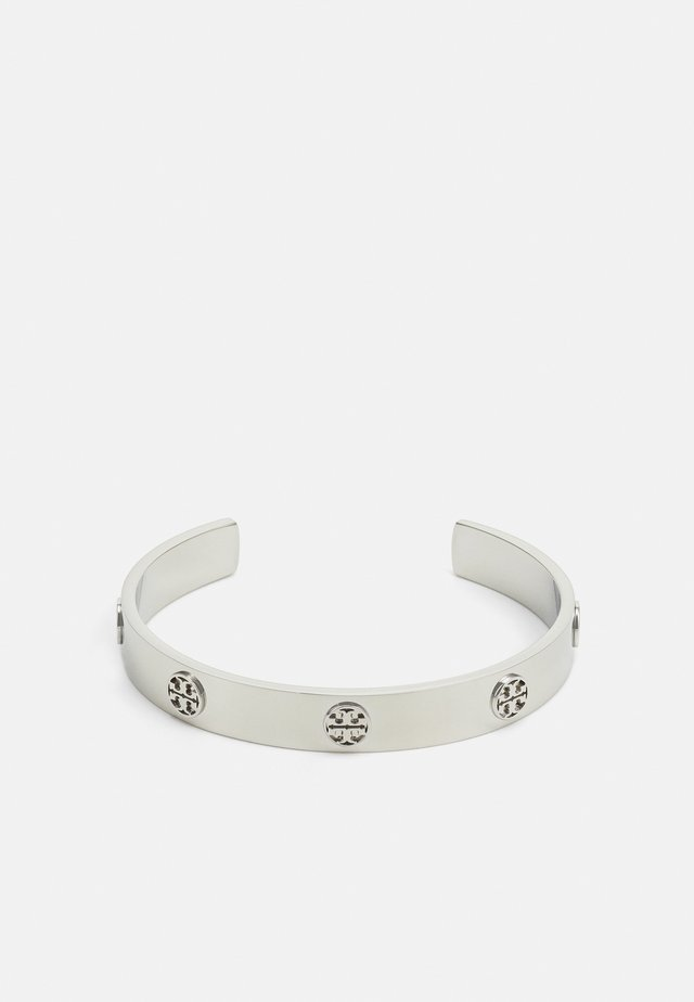 MILLER STUD CUFF - Armband - silver-coloured