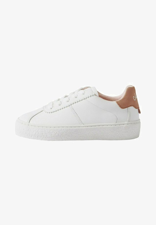 MORENCI - Sneakers laag - blanc