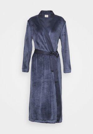 HENA DESHABILLE HOMEWEAR - Dressing gown - indigo