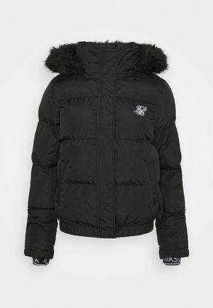 CROPPED - Winter jacket - black