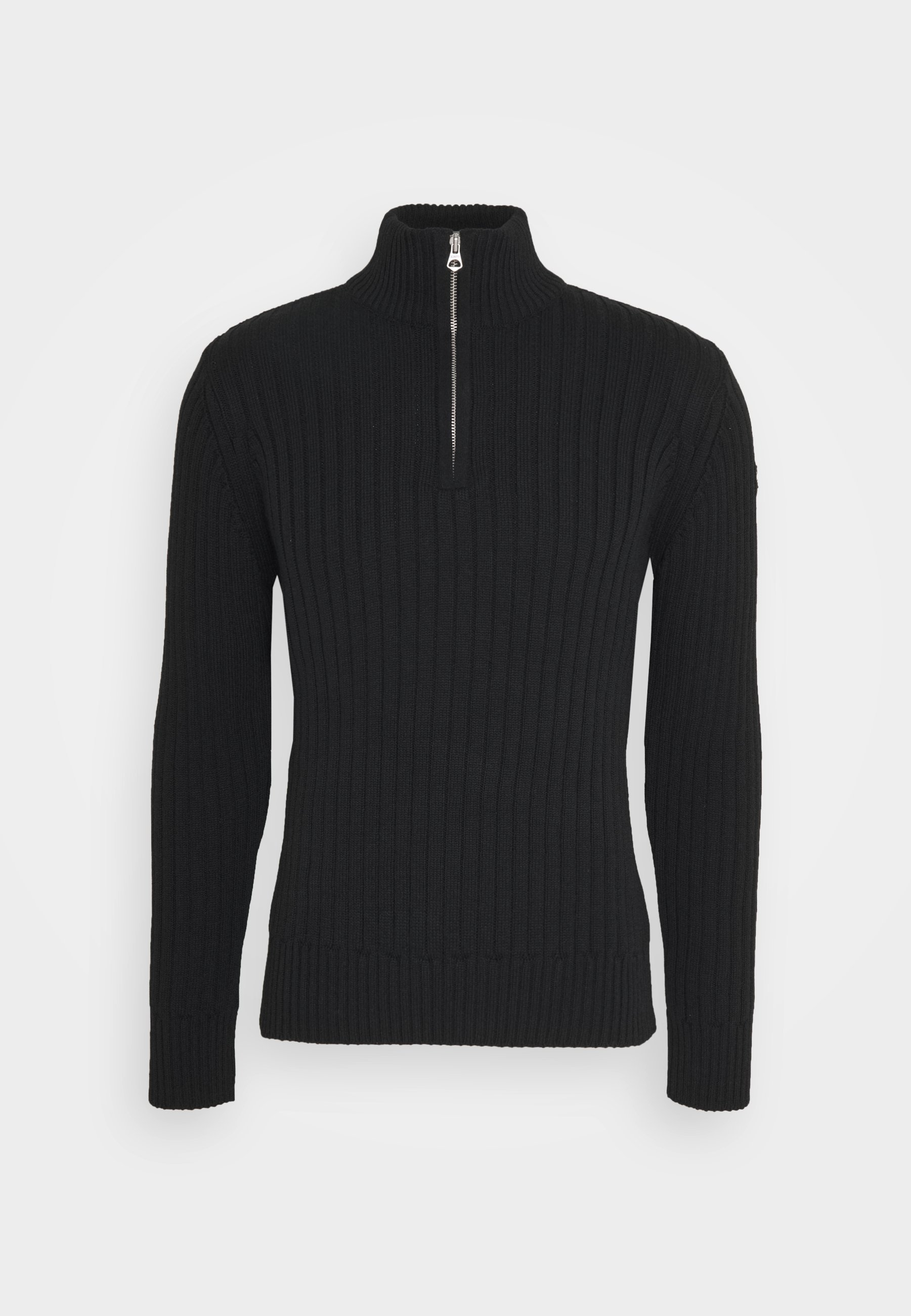 Schott PLECO RAGE Stickad tröja black Zalando.se