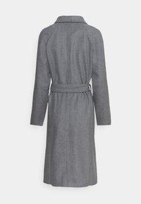 Saint Tropez - ERIKASZ COAT - Classic coat - cool grey melange - 1
