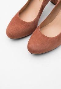 Unisa - NUMIS - Platform heels - tiffany - 5