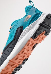The North Face - ROVERETO  - Trail running shoes - caribbean sea/urban navy - 5
