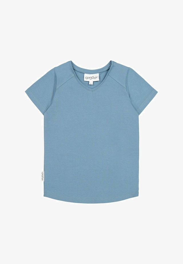 WISION - Basic T-shirt - blue