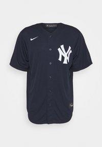 MLB NEW YORK YANKEES OFFICIAL REPLICA HOME - Klubové oblečení - team dark navy