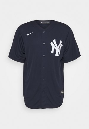 MLB NEW YORK YANKEES OFFICIAL REPLICA HOME - Artykuły klubowe - team dark navy