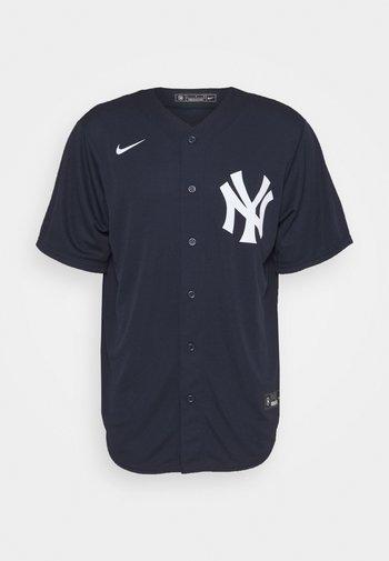 MLB NEW YORK YANKEES OFFICIAL REPLICA HOME - Klubbkläder - team dark navy