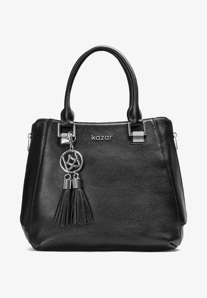 MARIETTA - Bolso de mano - black