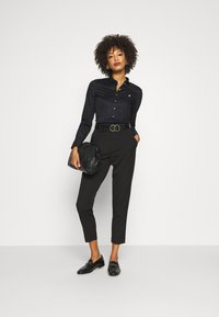 Marc O'Polo - Blouse - black - 1