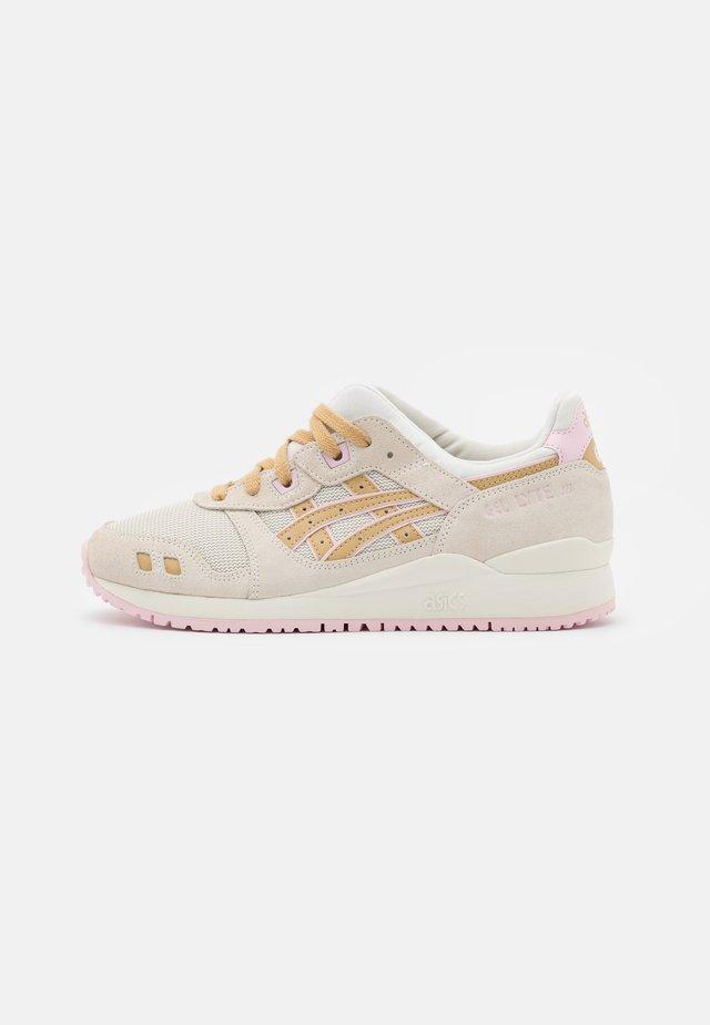 GEL-LYTE III OG - Sneakersy niskie - birch/camel beige