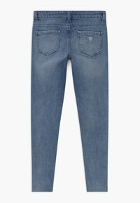 Guess - JUNIOR SKINNY - Jeans Skinny - light-blue denim - 1