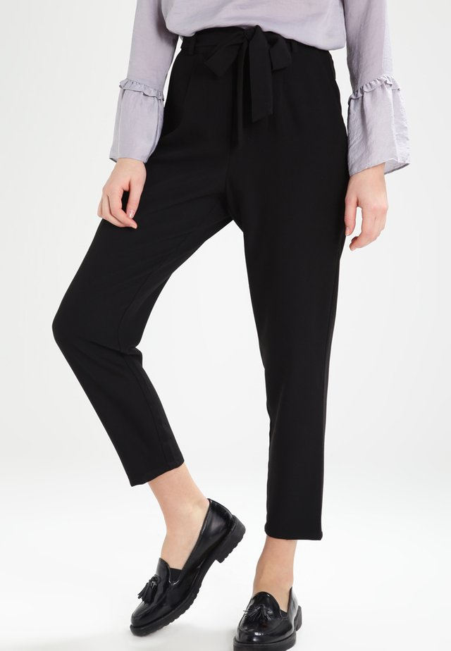 PCALBIA - Trousers - black