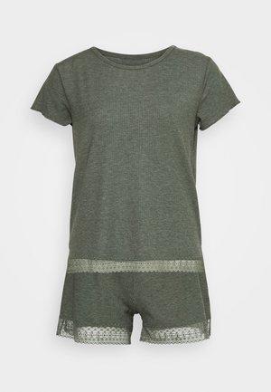 GIANAH SET - Pyjamas - light khaki